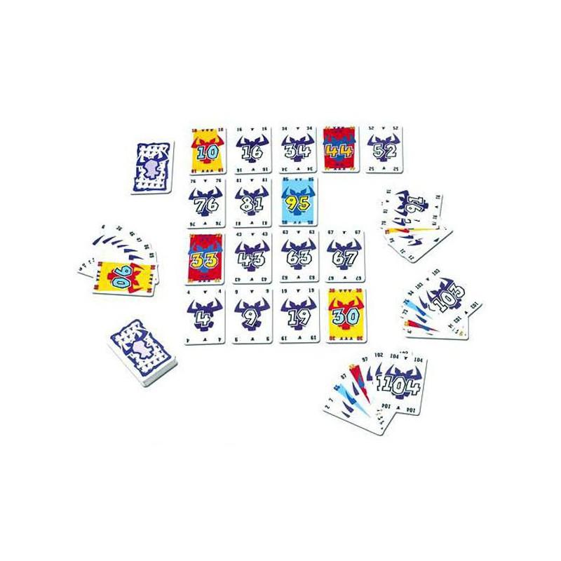 toma 6 juego de cartas