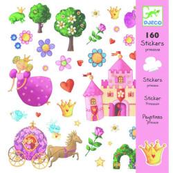 Pegatinas - Princesas
