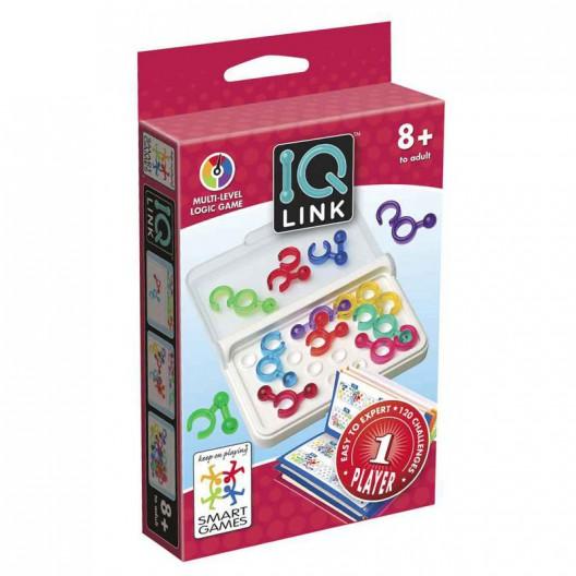 IQ-Link - Juego puzzle de lógica para 1 jugador