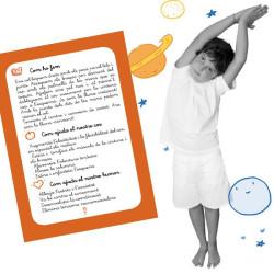 Eduyoga - Juego de yoga para toda la familia (Español)