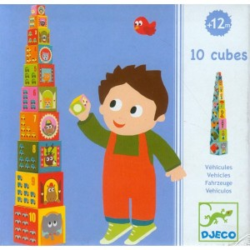 Cubos apilables - Vehículos