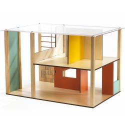 Cubic House - Casita de muñecas