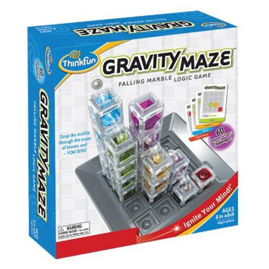Gravity Maze - juego de lógica con canicas
