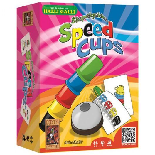 Speed Cups - Joc d'habilitat i atenció