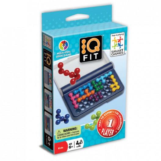 IQ-Fit - Juego puzzle de lógica para 1 jugador