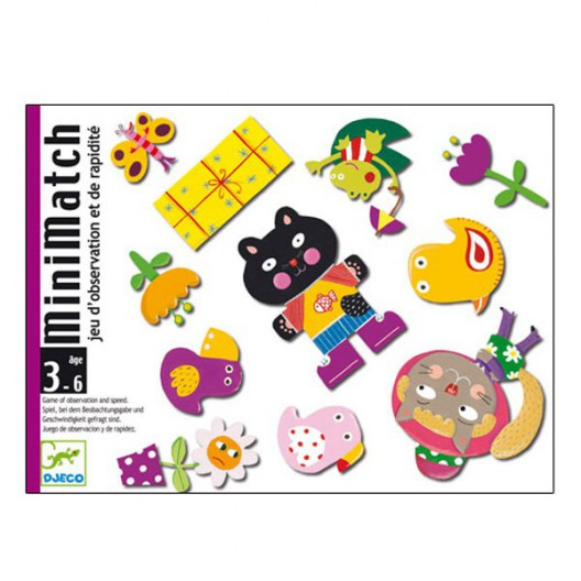 Minimatch - joc de cartes