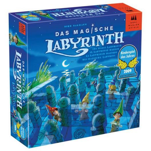 El Laberinto Mágico - Juego de dados y memória