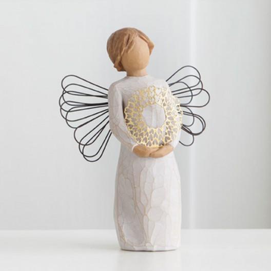 Figuras decorativas - Ángel Sweetheart