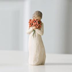 Figuras decorativas - Rodeada de Amor