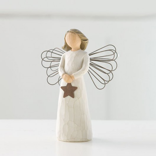 Figuras decorativas - Ángel de Luz