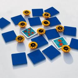 Como un Rayo - juego de memória y primeros cálculos
