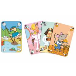 Juego de cartas - Happy Family