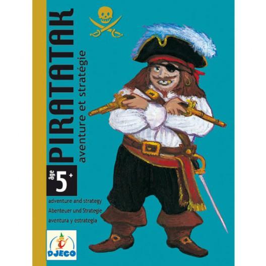 Piratatak - Joc de cartes de Tàctica