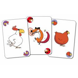 Juego de cartas - Piou Piou - Táctica