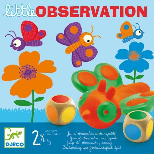 Little Observation - juego de observación y rapidez