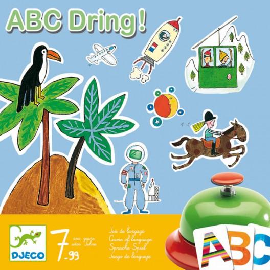 Juego de vocabulario y rapidez - ABC Dring