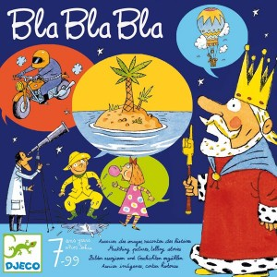 Juego de asociar imágenes - Bla Bla Bla