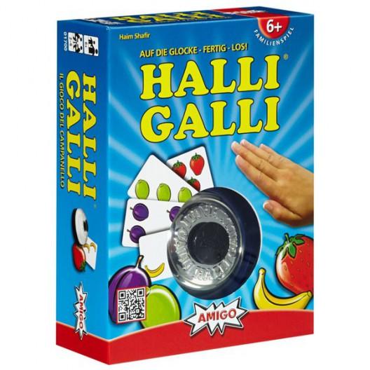Halli Galli - joc d'habilitat i atenció