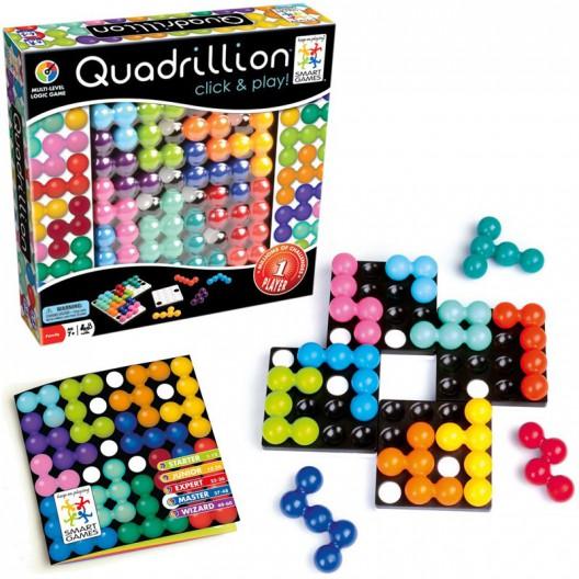 Quadrillion - joc de lògica per 1 jugador