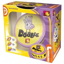 Dobble - juego de cartas de atención