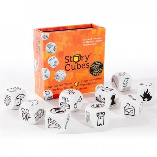 Rory's Story Cubes Classic - juego de dados de inventar historias