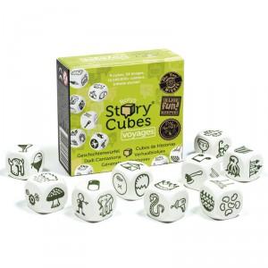 Rory's Story Cubes Viajes - juego de dados de inventar historias