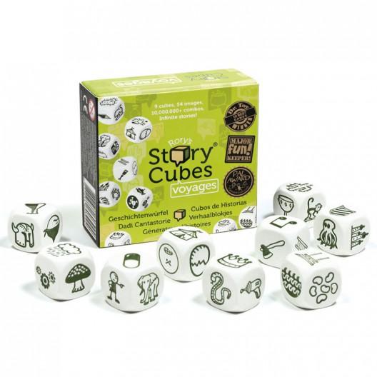 Rory's Story Cubes Viatges - joc de daus d'inventar històries