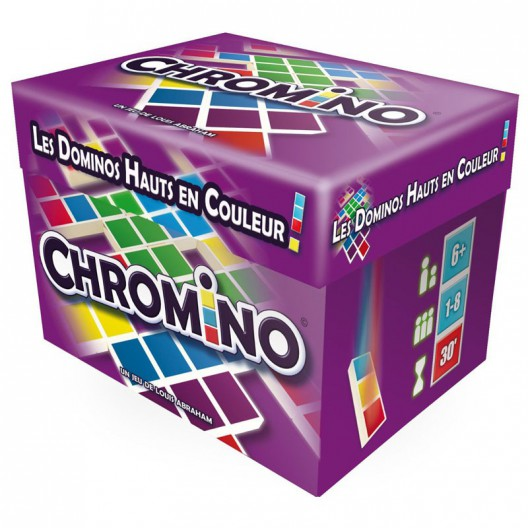Chromino - avançat joc de dómino de colors