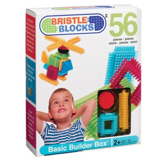 Bristle Blocks - Juego de construcción 56 piezas
