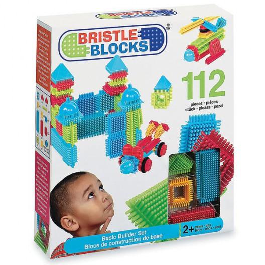 Bristle Blocks - Juego de construcción 112 piezas
