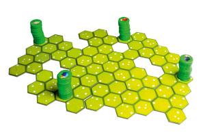 Batalla de Ovejas - Paso 1