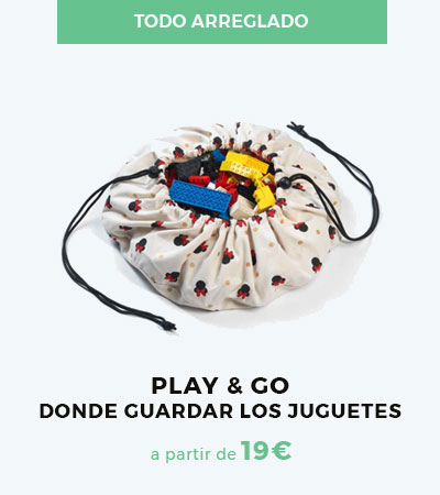 Play & Go, guarda juguetes