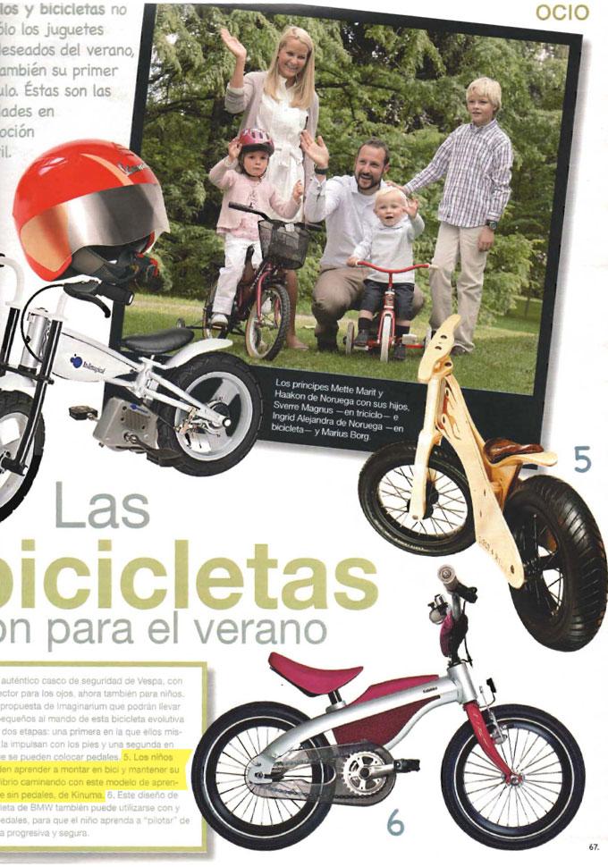 HOLA especial niños - bicicletas de aprendizaje sin pedales