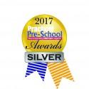PPS Practical Pre-School Awards Silver 2017