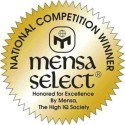 Mensa Select National Competition Winner