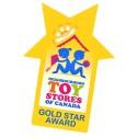 Nets Gold Star Award - CANADA
