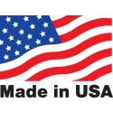 Fabricado en Estados Unidos - Made in USA