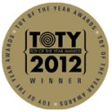 Toy of the Year Award 2012