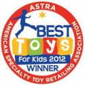 Astra Best Toys for Kids 2012