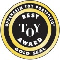 Oppenheim Best TOY Award Gold Seal