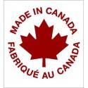 Hecho en Canadá