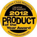 Producto of the Year Award 2012