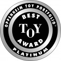 Oppenheim Best Toy Award Platinum