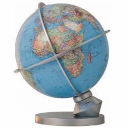 Globo terráqueo con luz DUO Planeta Tierra 30cm