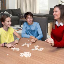 Bananagrams - joc de paraules creuades per 1-8 jugadors