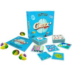 Cortex Challenge Plus - Joc de cartes d'habilitat mental i concentració per 2-6 jugadores