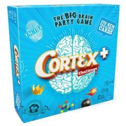 Cortex Challenge Plus - Juego de cartas de habilidad mental y concentración para 2-6 jugadores