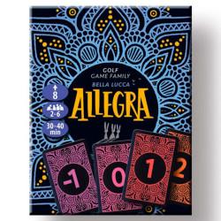 ALLEGRA - joc de cartes per a 2-6 jugadors