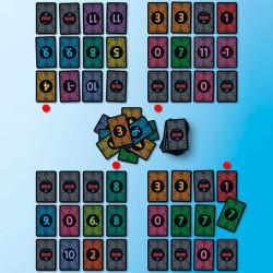 ALLEGRA - juego de cartas para 2-6 jugadores